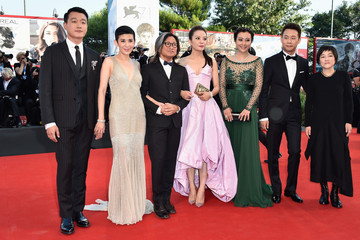 Sandra Ng Opening Ceremony at the 71st Venice Film Festival