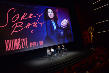 Sandra Oh 'Killing Eve' FYC Event