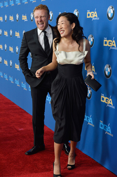 Go Back  gt  Gallery For  gt  Sandra Oh And Kevin Mckidd DatingKevin Mckidd And Sandra Oh