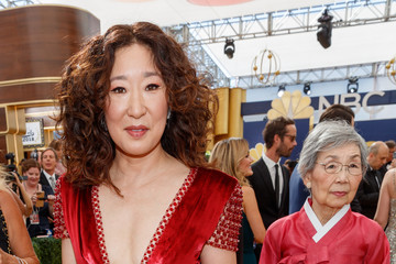 Sandra Oh IMDb LIVE After The Emmys 2018