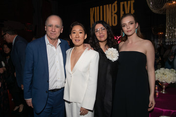 Sandra Oh Premiere Of BBC America And AMC's 'Killing Eve' Season 2 - After Party