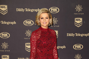 Sandra Sully 2016 Dally M Awards