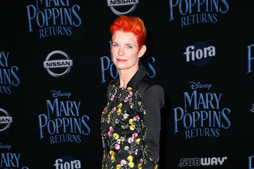 """Sandy Powell Premiere Of Disney's """"Mary Poppins Returns"""" - Arrivals"""