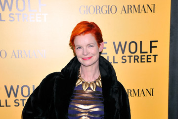 Sandy Powell 'The Wolf of Wall Street' Premieres in NYC — Part 2