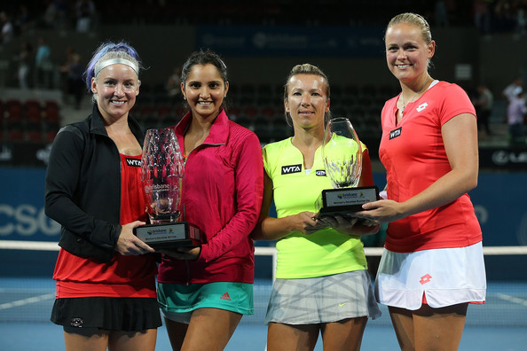 WTA BRISBANE 2013 : infos, photos et vidéos - Page 6 Sania+Mirza+Brisbane+International+Day+7+rGsjNaWDJ5Wl