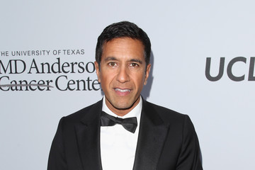 Sanjay Gupta Sean Parker and The Parker Foundation Launch The Parker Institute for Cancer Immunotherapy Gala - Arrivals