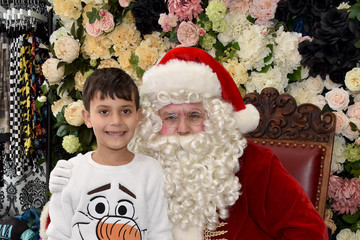 Santa Claus Brodie Chaudhury Launch Party For Rockstar Kids - Funky, Trendy Kids Wear