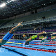 Santo Condorelli Maria Lenk Swimming Trophy  - Aquece Rio Test Event for the Rio 2016 Olympics - Day 6