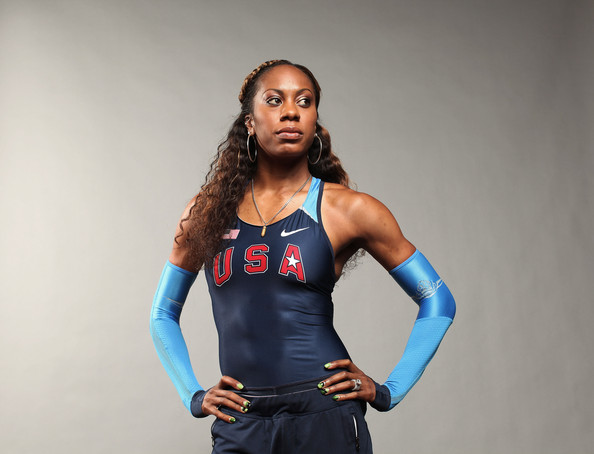 Sanya richards ross photos photos 2012 team usa media for Anne gellert