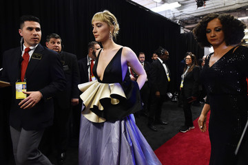 Saoirse Ronan 92nd Annual Academy Awards - Backstage