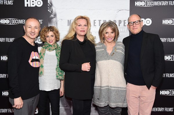 'Mapplethorpe: Look at the Pictures' New York Premiere - Arrivals