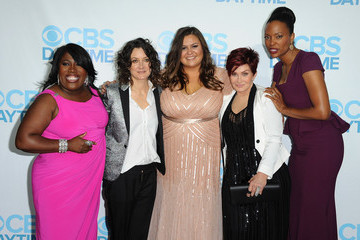 Sara Gilbert Angelica McDaniel 41st Annual Daytime Emmy Awards Afterparty