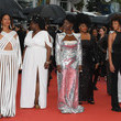 Sara Martins 'Burning (Beoning)' Red Carpet Arrivals - The 71st Annual Cannes Film Festival