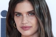 Model Sara Sampaio presents Xti new collection at Heritage Hotel on May 08, 2019 in Madrid, Spain.