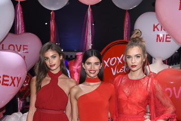 Sara Sampaio Taylor Hill Victoria's Secret Angels Josephine Skriver, Sara Sampaio and Taylor Hill Share Their Hottest Valentine's Day Gift Picks