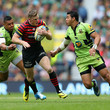 Chris Ashton and George Pisi Photos