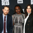 Sarah Barnett 'The Walking Dead' Premiere And Party