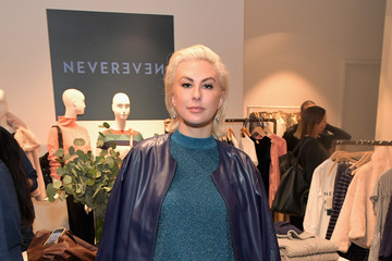 Sarah Barthel NEVEREVEN Launch at Fred Segal Sunset