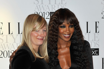 Sarah Burton ELLE Style Awards 2012 - Press Room