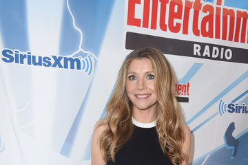 Sarah Chalke SiriusXM's Entertainment Weekly Radio Channel Broadcasts From Comic Con 2017 - Day 2
