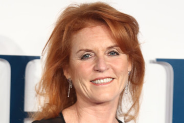 Sarah Ferguson 'The Theory of Everything' Premiere in London