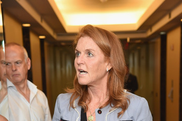Sarah Ferguson Annual Charity Day Hosted By Cantor Fitzgerald, BGC and GFI - BGC Office - Inside