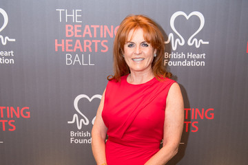 Sarah Ferguson British Heart Foundation's The Beating Hearts Ball - Red Carpet Arrivals