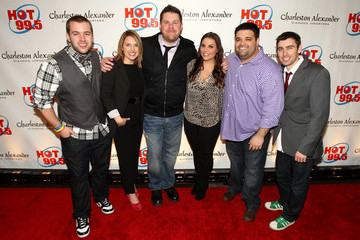 Sarah Fraser Hot 99.5's Jingle Ball 2012 Presented By Charleston Alexander Diamond Importers - PRESS ROOM