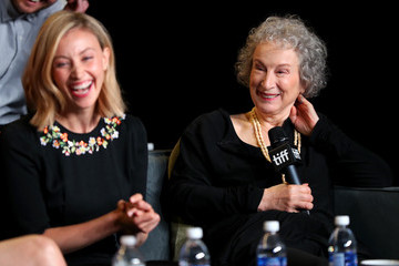 Sarah Gadon 2017 Toronto International Film Festival - 'Alias Grace' Press Conference