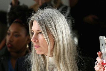 Sarah Harris Tome - Front Row - February 2017 - New York Fashion Week: The Shows