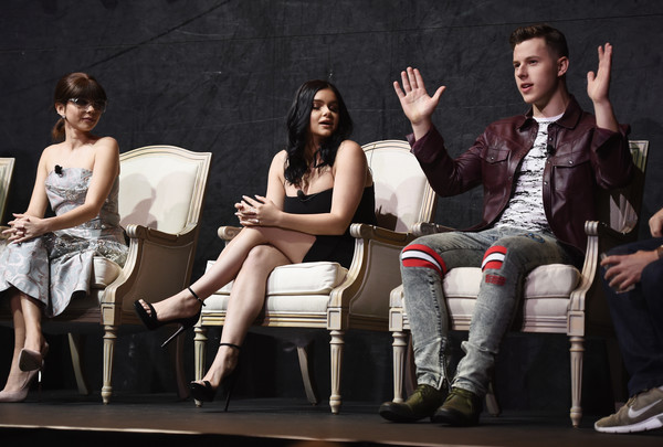 FYC Event For ABC's 'Modern Family' - Inside [modern family,performance,musical,event,drama,heater,stage,performing arts,acting,photography,talent show,actors,ariel winter,nolan gould,sarah hyland,l-r,abc,fyc,event,fyc event]