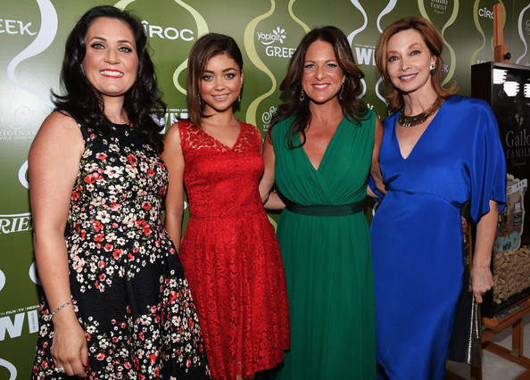 Variety & Women In Film Pre-Emmy Event presented by Yoplait Greek - Red Carpet