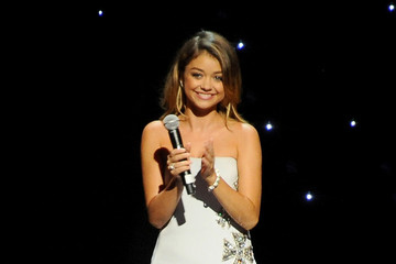 Sarah Hyland Dizzy Feet Foundation's Celebration Of Dance Gala