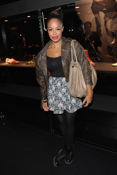Sarah-Jane Crawford Sarah Jane Crawford attends the Vivienne Westwood Shoes: An Exhibition 1773-2010 party at Selfridges department store on September 20, 2010 in London, England.