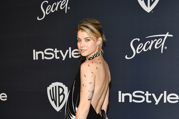 Sarah Jones 21st Annual Warner Bros. And InStyle Golden Globe After Party - Arrivals