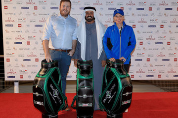 Sarah Kemp Omega Dubai Ladies Masters - Previews