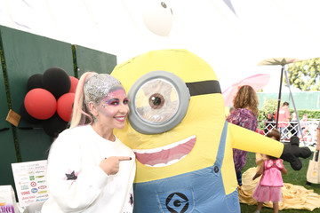 Sarah Michelle Gellar GOOD+ Foundation Halloween Bash Presented by Beautycounter, Delta Air Lines and Farfetch at the Culver Studios
