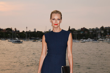 Sarah Murdoch Erica Packer Attends Vogue's November Launch