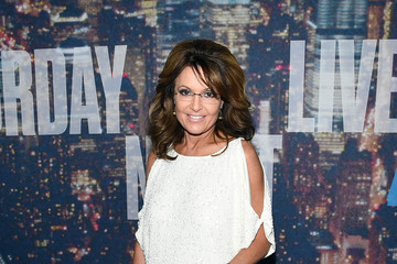 Sarah Palin SNL 40th Anniversary Celebration