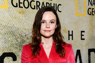 Sarah Ramos Premiere Of National Geographic's 'The Long Road Home' - Red Carpet