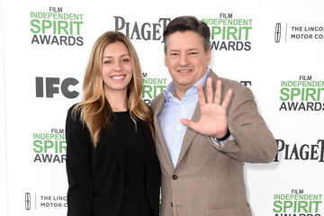 Sarah Sarandos 2014 Film Independent Spirit Awards - Arrivals