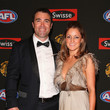 Sarah Scott Arrivals at the Brownlow Medal Ceremony