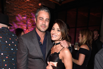 Sarah Shahi Entertainment Weekly And PEOPLE Upfronts Party At Second Floor In NYC Presented By Netflix And Terra Chips - Inside