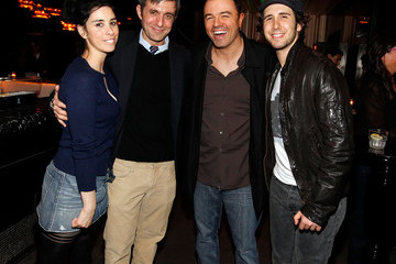 """Alec Sulkin Sarah Silverman's """"The Bedwetter"""" Book Launch Hosted By 944 and Absolut"""