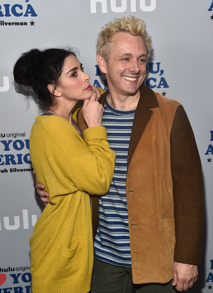 Photo Op for Hulu's 'I Love You America' With Sarah Silverman