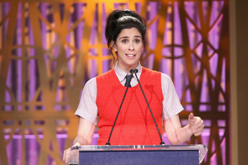 Sarah Silverman The Hollywood Reporter's 2017 Women in Entertainment Breakfast - Show