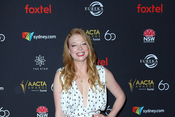 Sarah Snook 2018 AACTA Awards Presented By Foxtel | Industry Luncheon - Red Carpet