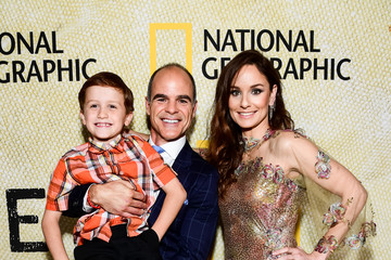 Sarah Wayne Callies Premiere Of National Geographic's 'The Long Road Home' - Red Carpet