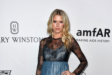 Sarah Wright amfAR Los Angeles 2017 - Arrivals