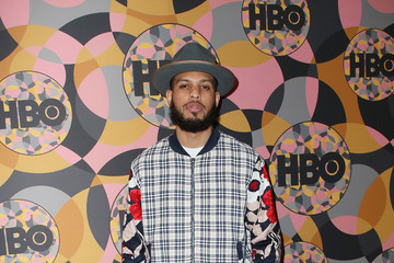 Sarunas Jackson HBO's Official Golden Globes After Party - Arrivals